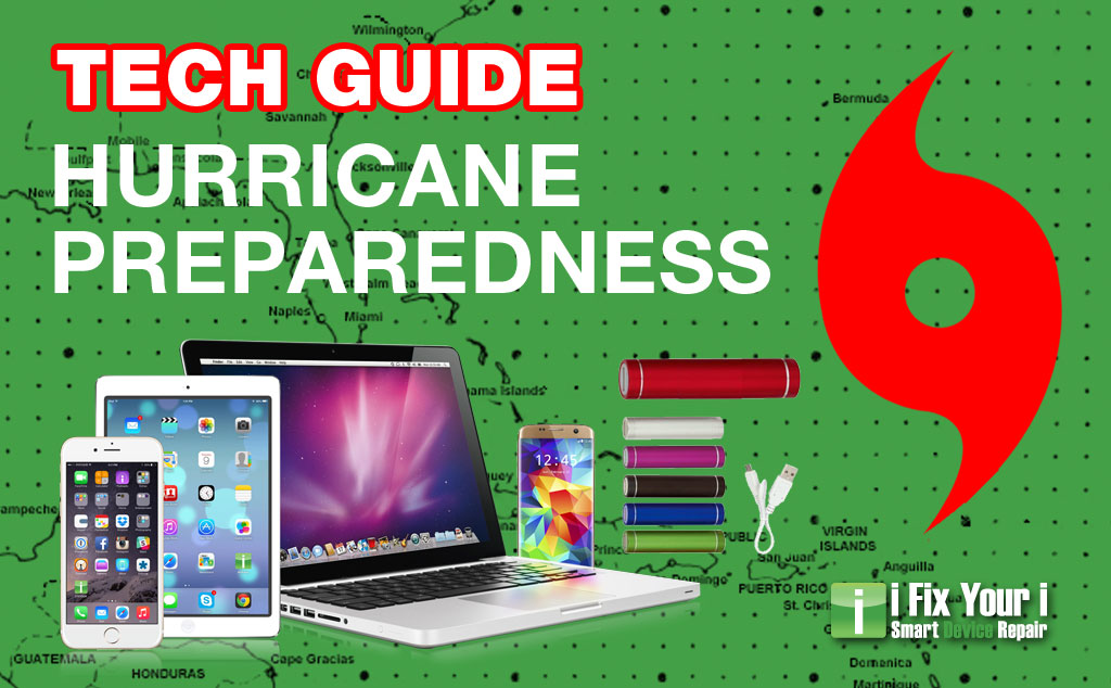 hurricane preparedness tech guide